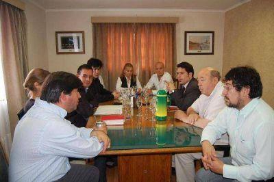 """Acordaron aprobar """"la parte no vetada"""" del presupuesto municipal 2014"""