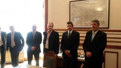 El chaque�o Carlos Diez asumi� la presidencia de la Federaci�n Argentina de Agrimensores