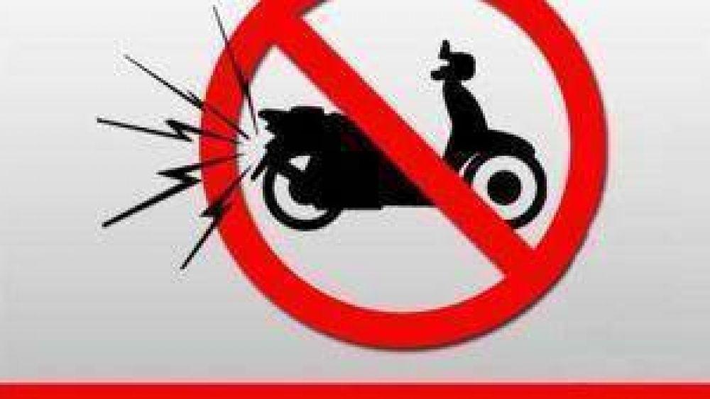"""Vecinos de Paraná elevaron un documento a la intendenta para que actúe """"contra las motos ruidosas"""""""
