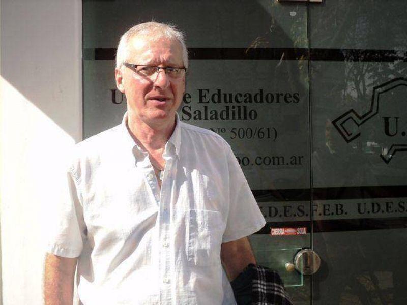 """Juan Carlos Aparicio: """"Las expectativas de acuerdo salarial son pocas"""""""