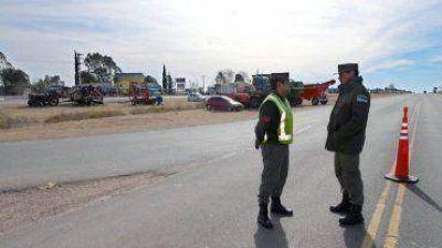 Quejas de los intendentes por la falta de gendarmes en los municipios bonaerenses