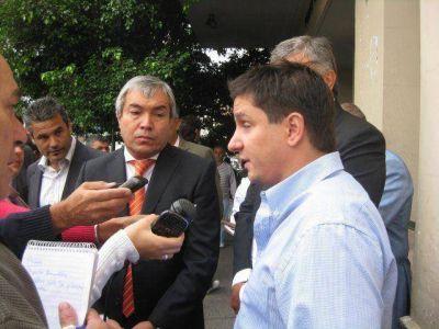 Villordo y P�rez denunciaron en Tribunales el funcionamiento ilegal de la Quema Municipal