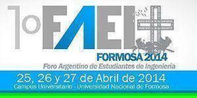 La UNaF será sede del 1º Foro Argentino de Estudiantes de Ingeniería 2014