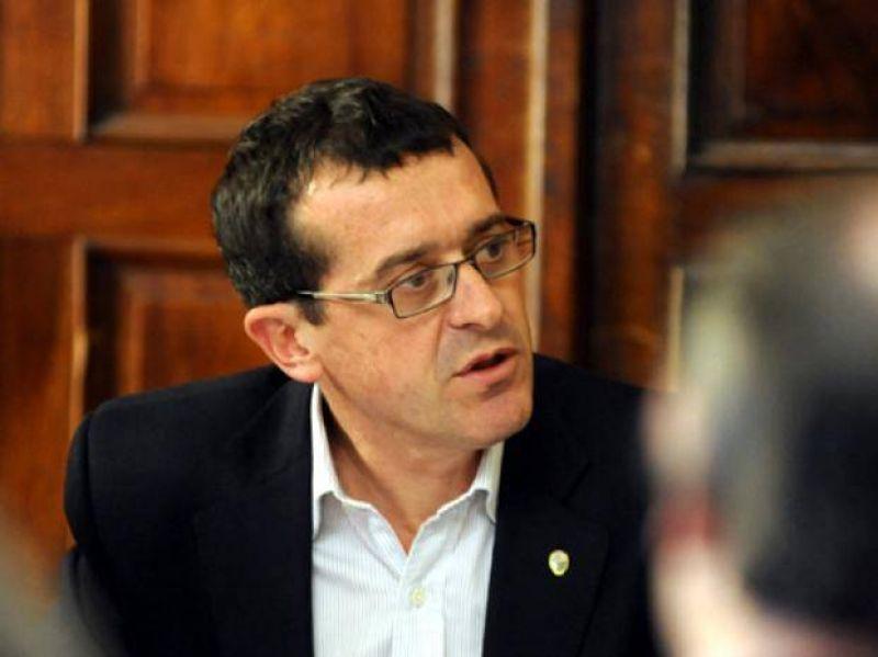 """""""No lo podemos afrontar"""", dijo Asegurado sobre el pedido de aumento de los municipales"""