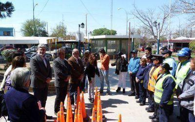 Candidatos del Frente Jujeño dialogaron con las instituciones en Perico