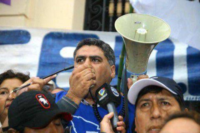 Sin realizar propuestas fracas� ayer la reuni�n entre funcionarios de gobierno y los gremios docentes de Jujuy