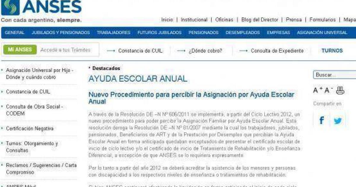 Fecha De Cobro De La Ayuda Escolaridad 2016   newhairstylesformen2014 ...