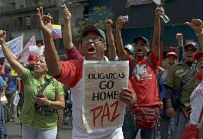 Arrestan a espías en Venezuela por muertes en protestas