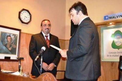 Asumió Gambadoro como nuevo Concejal de Ushuaia en reemplazo de Rubinos