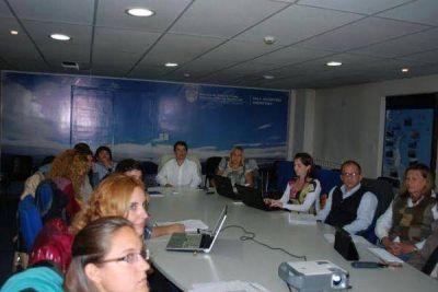Desarrollo Sustentable y Ambiente present� el Programa de Saneamiento Hidroambiental para Ushuaia