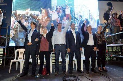 Mariotto busca respaldo para el 2015 con la uni�n de Scioli y el kirchnerismo duro