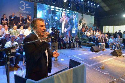 """Urribarri es puro optimismo: """"la candidatura sólo me trajo alegrías"""""""