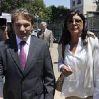 Otra hija de Ciccone complicó más a Boudou y aseguró que se reunió con su socio