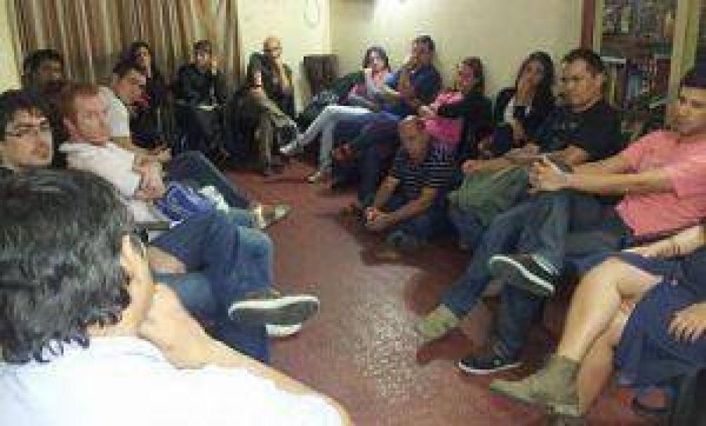 El Sindicato de Prensa se movilizará el 12 de marzo en defensa de los puestos de trabajo