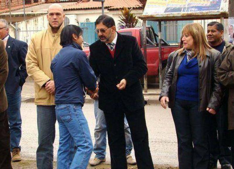 """Municipio y vecinalistas celebraron """"el Día del Vecino"""""""