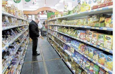La inflación no afloja y en febrero superará el 3%, por alimentos