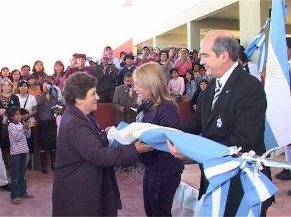 Inauguraron la Escuela Nº460 en Perico