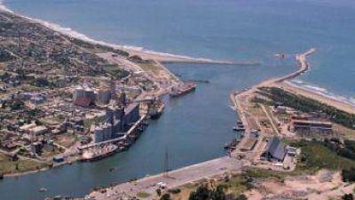 Puerto Quequén estará en la Fiesta del Trigo