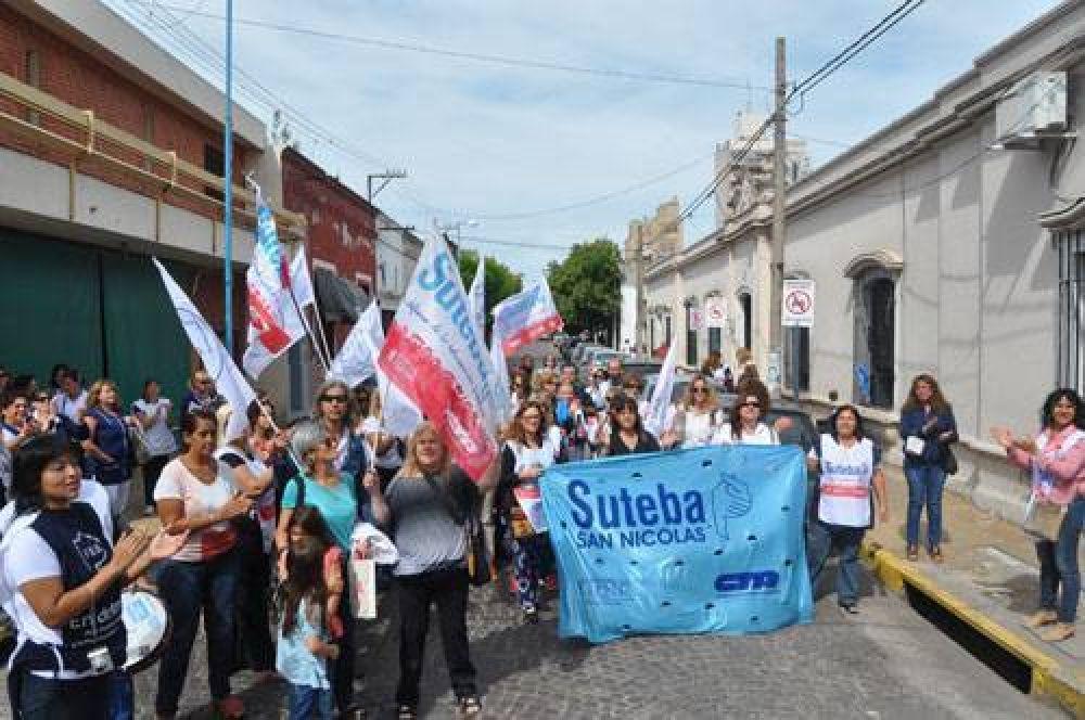 Frente Gremial reclamó al Consejo Escolar por infraestructura