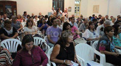 """Amsafe y Sadop dieron el """"sí"""" a la propuesta salarial del gobierno"""