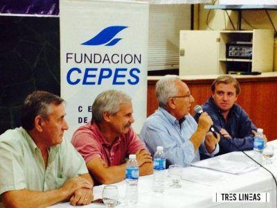 """Héctor Recalde en Mar del Plata: """"El aumento de precios es responsabilidad de los especuladores"""""""
