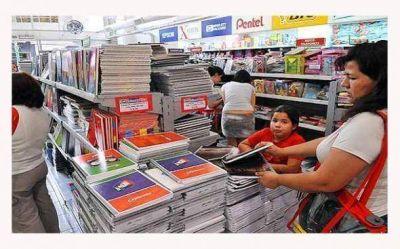 La Comuna y librer�as acordaron una canasta escolar a precios accesibles