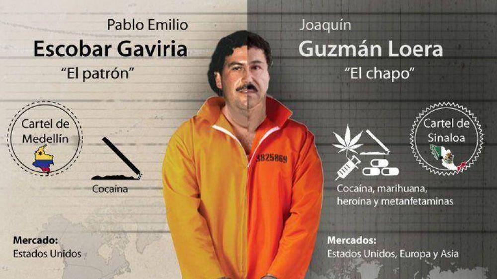 Qué Le Faltó Al Chapo Guzmán Para Alcanzar A Pablo Escobar