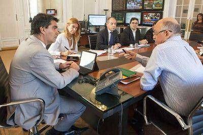 Miembros del Gabinete analizaron un acuerdo con la Unión Europea