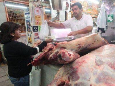 Cae la demanda de carne pero los precios se mantienen