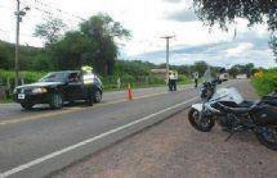 Gran despliegue de Seguridad Vial para el fin de semana largo: Controles en toda la Provincia