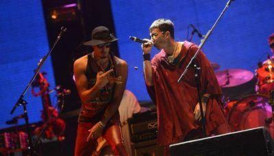 Así fue la primera noche del Cosquín Rock 2014