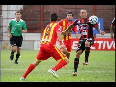 Patronato perdió ante Boca Unidos en Corrientes