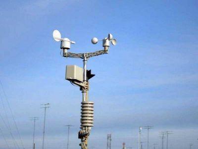 De las 57 estaciones meteorológicas de Mendoza, 39 están en el sur provincial