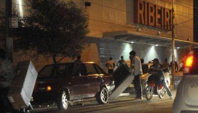 Saqueos: 82 personas siguen detenidas