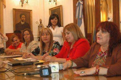 Anunciaron la concreción de la Expo Mujer 2014