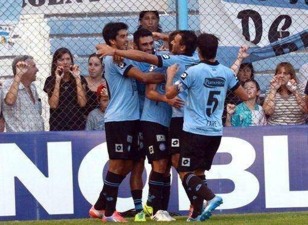 Belgrano es el único invicto del Torneo Final