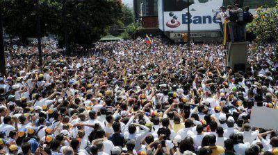 La oposición venezolana lleva la protesta a la gala de los Oscar