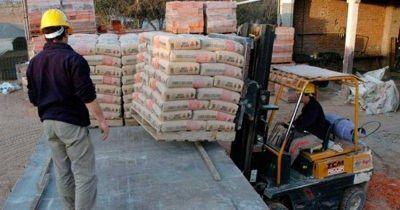 """Arrieta: """"Queremos un precio justo de los materiales en toda la provincia"""""""