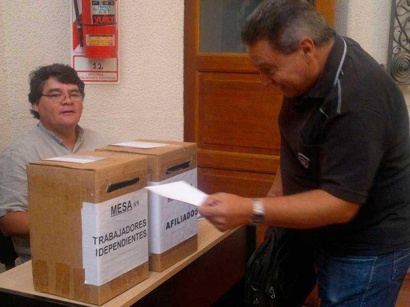 Hist�rico: ATE eligi� delegados en Casa de Gobierno de R�o Negro