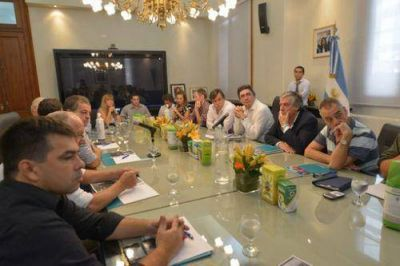 El ministerio de Agricultura de la Nación se reunió con cooperativas yerbateras