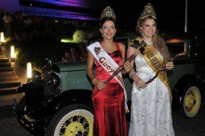 Vendimia 2014: las candidatas brillaron en el Baile de las Reinas