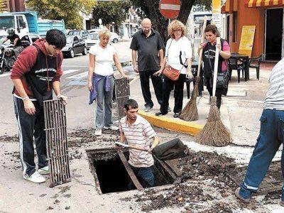 Guaymallén levantó 600 camionadas de mugre y escombros