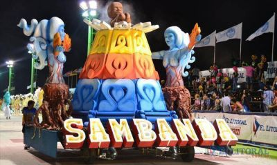 Robaron en el galpón de Sambanda