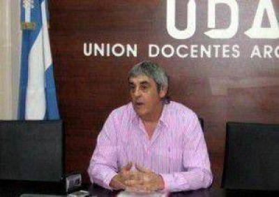 UDA mantiene el paro por 72 horas si no hay acuerdo en paritarias