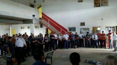 Los bomberos planean una movilización en Entre Ríos