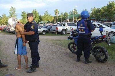 Intenso fin de semana para la Policía con la llegada de los turistas