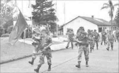 El Regimiento de Infantería de Monte IX con asiento en San Javier cumplió 200 años