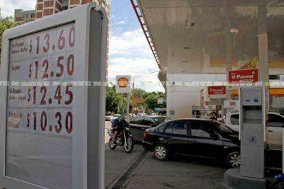 Shell volvió a aumentar y en Resistencia su nafta Premium alcanzó los $ 13.60