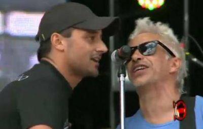 El Picante, César Pereyra, debutó en el escenario de Cosquín Rock