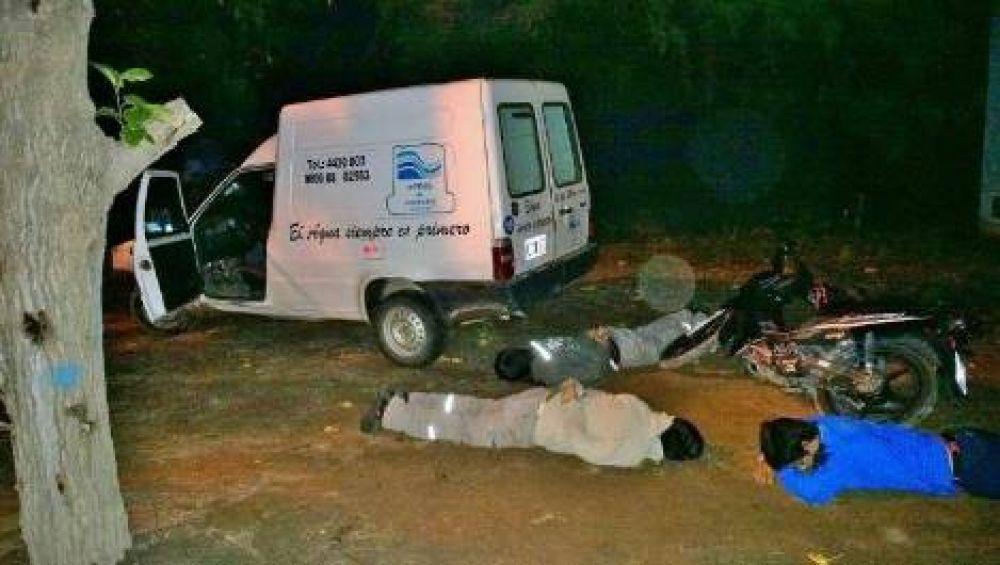 Empleados de Aguas de Catamarca intentaron cobrar un rescate